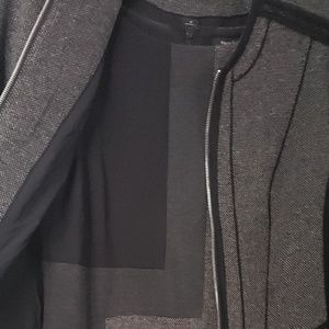 Dress with Suit Jacket